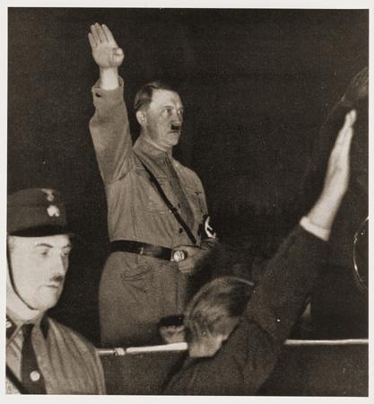 The end of German democracy   Holocaust