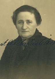Alžběta Justitzová